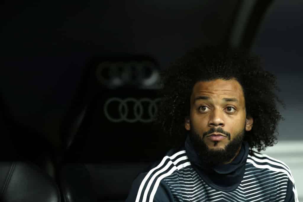12 år hos Real Madrid: Nu svarer Marcelo på rygterne om skifte
