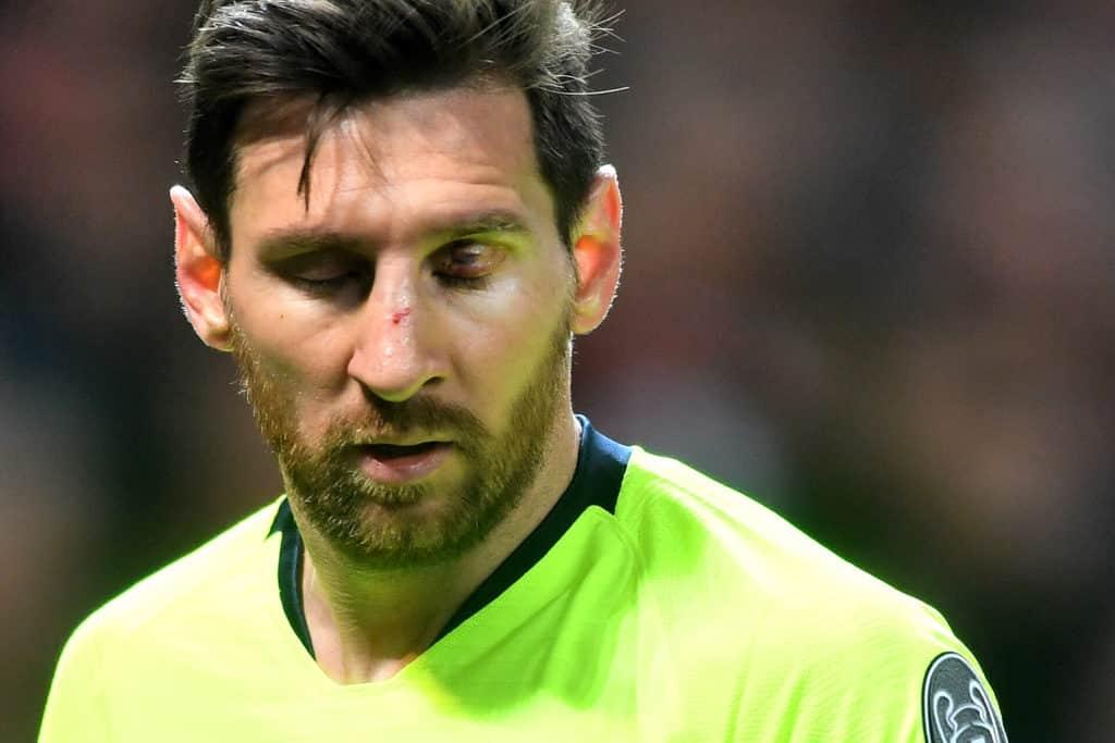 Barcelona hårdt ramt: 8 spillere ikke med mod Huesca
