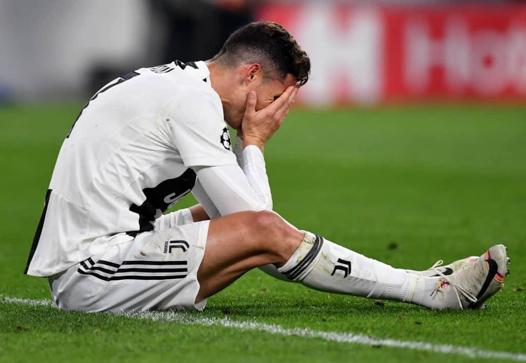 Juventus-træner: Derfor kunne Cristiano Ronaldo ikke gøre noget mod Ajax