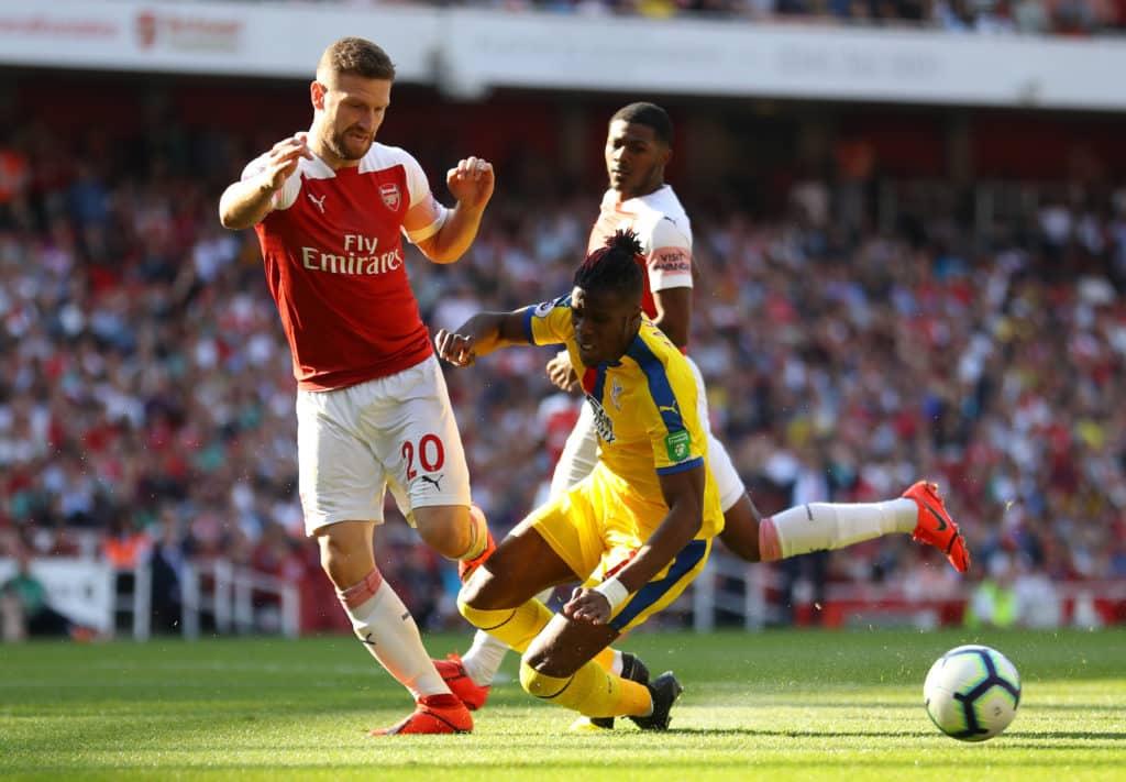 Nederlag til Crystal Palace kan koste en plads i Champions League: Denne Arsenal-spiller svines til
