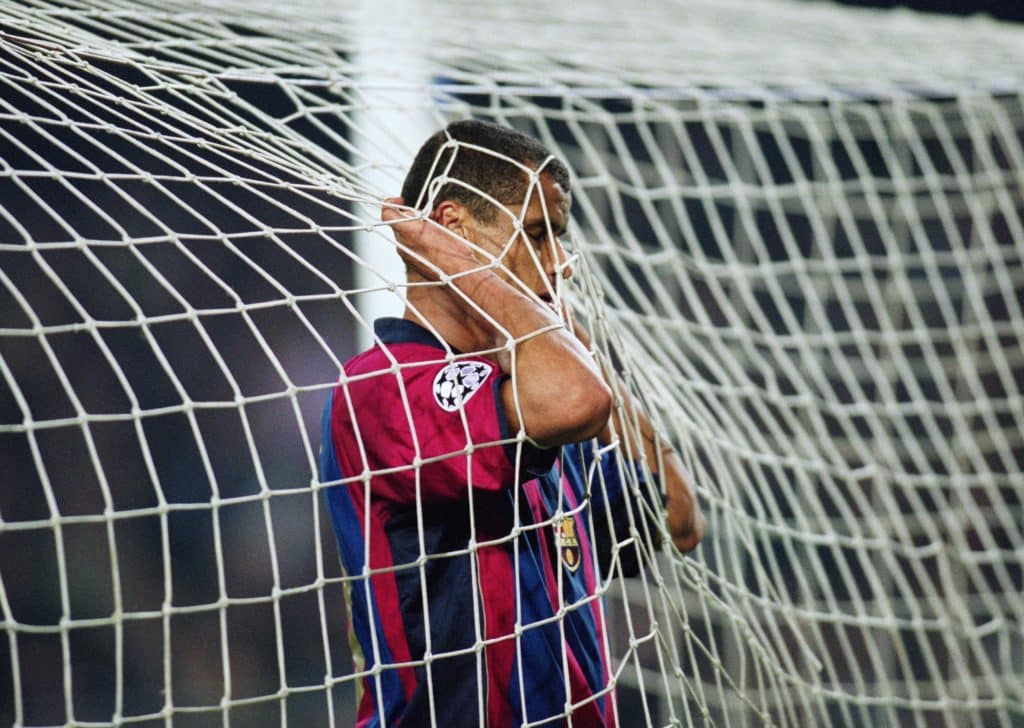 Rivaldo FC Barcelona