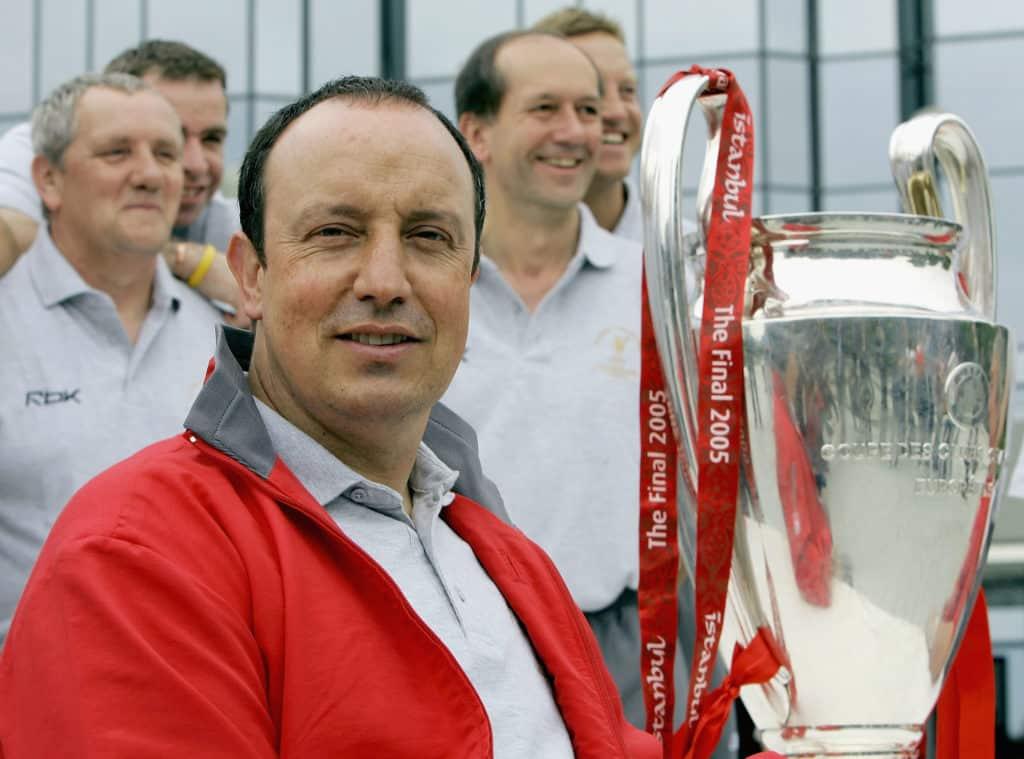 Benitez: Jeg vil vinde Champions League inden for de næste 11 år