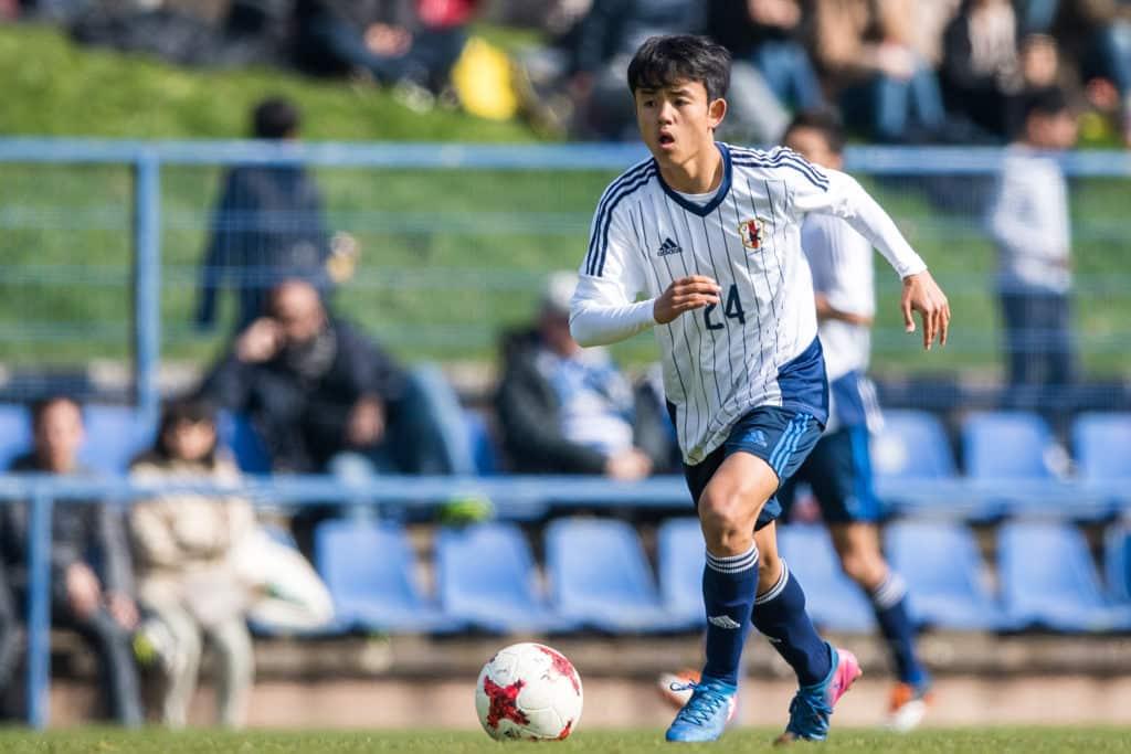 Medie: FC Barcelona og Real Madrid jagter japansk Messi