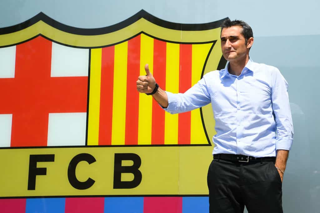Ernesto Valverde Barca