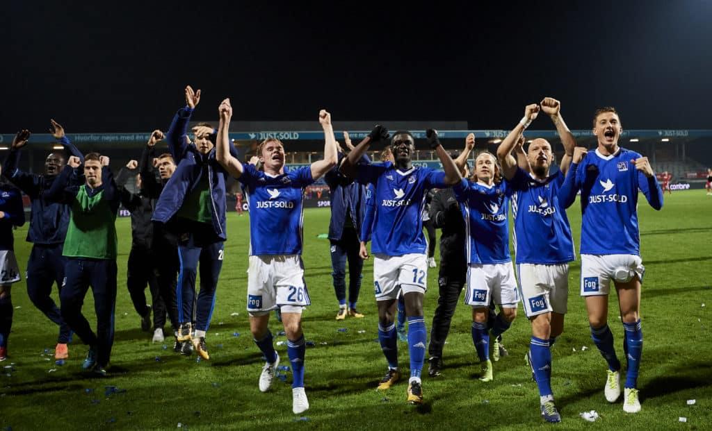 1. divisionsklub sælger stortalent til Premier League-klub