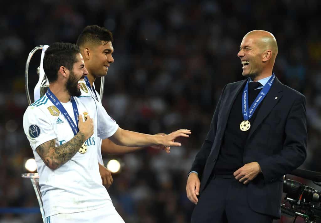 Medie: Zidane vil skille sig af med Real Madrid-stjerne for enhver pris