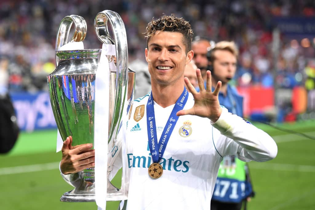 Cristiano Ronaldos mor: Dette fortalte min søn mig efter nederlag i Champions League