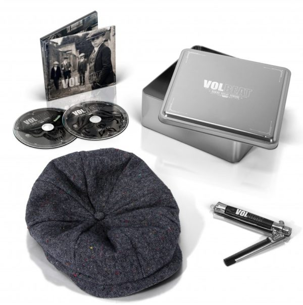 Volbeat - Rewind, Replay, Rebound Boks (cd + Sixpence + Foldekam) - CD
