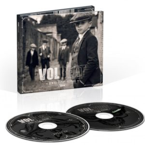 Volbeat - Rewind, Replay, Rebound - Deluxe Edition - CD