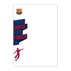 Wallsticker FC Barcelona Whiteboard