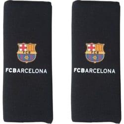 bælte dækker FC Barcelona junior tekstil sort 2 stk