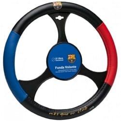 betjeningsdæksel FC Barcelona universal læder 37-39 cm