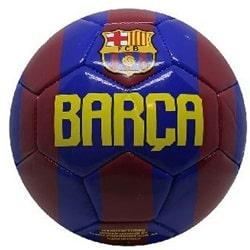 fodbold barca størrelse 2 blå