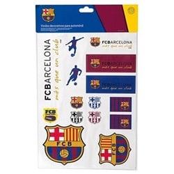 stickerset FC Barcelona 15-delt