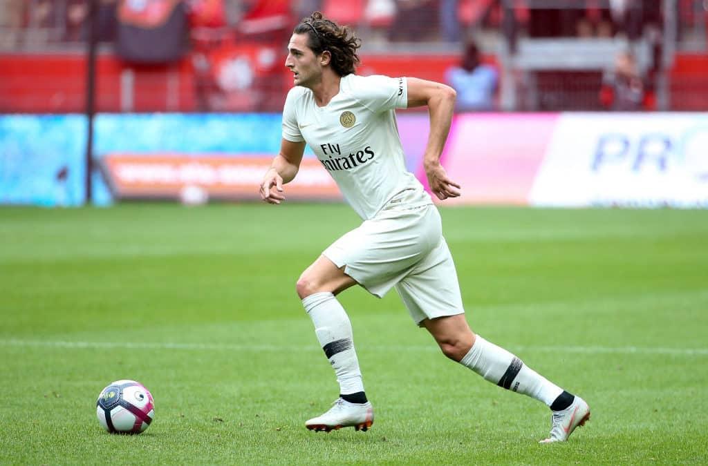 Rabiot efter klubskifte: Juve er på et højere niveau end PSG