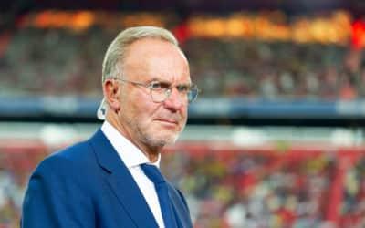 Rummenigge er bekymret over de voldsomme lønninger i topfodbold
