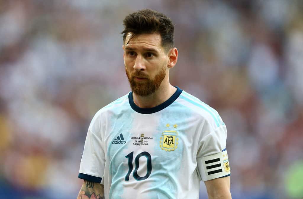 Rivaldo forsvarer Messi efter kritik fra van Gaal