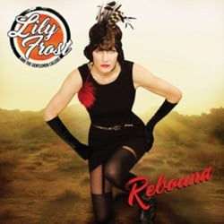 Lily Frost - Rebound (Audio CD)