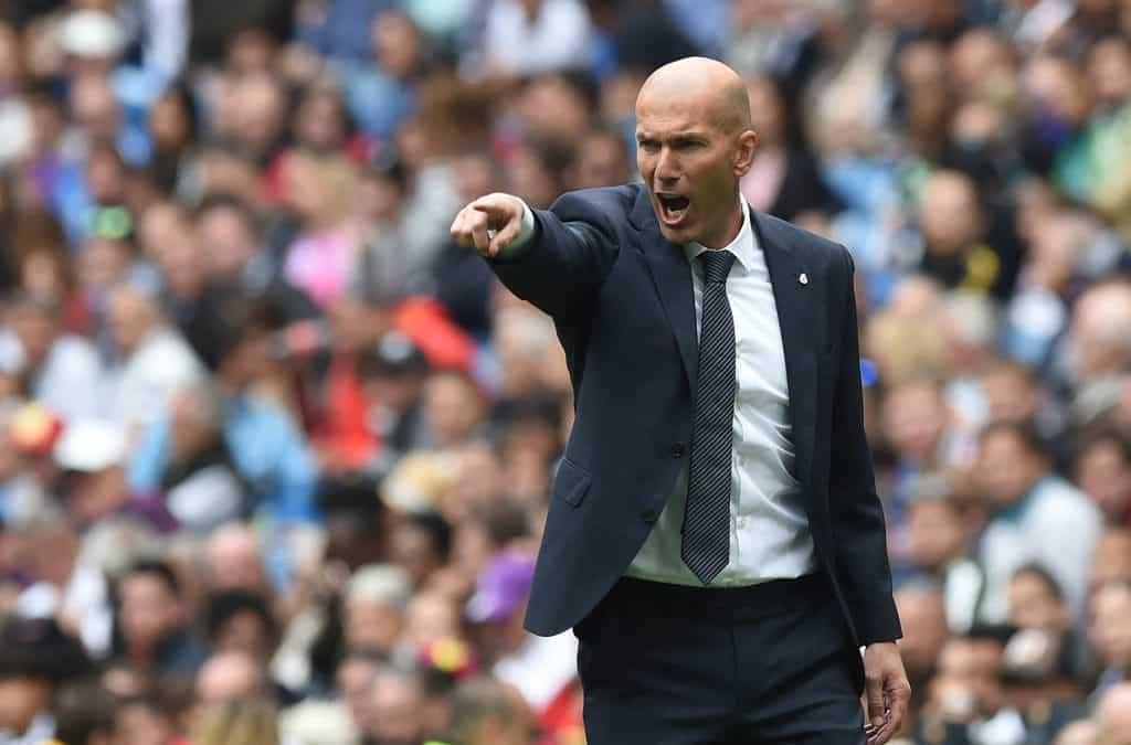 Zidane: Det er vigtigt, at vores nye spillere er med i sæsonopstarten