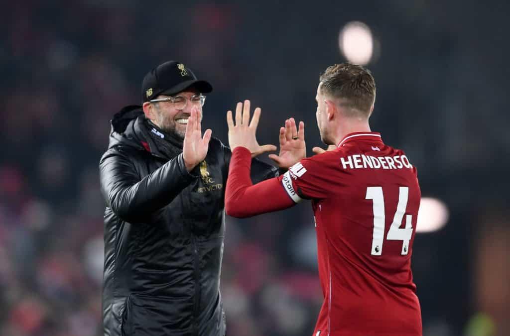 Henderson: Klopp ved bedst, når det kommer til spillerkøb