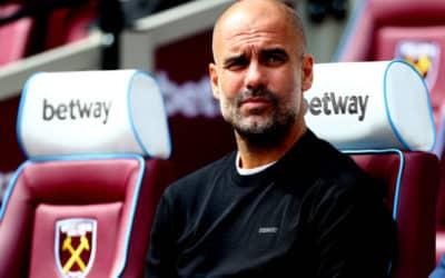 Pep: United bliver en konkurrent til PL-titlen