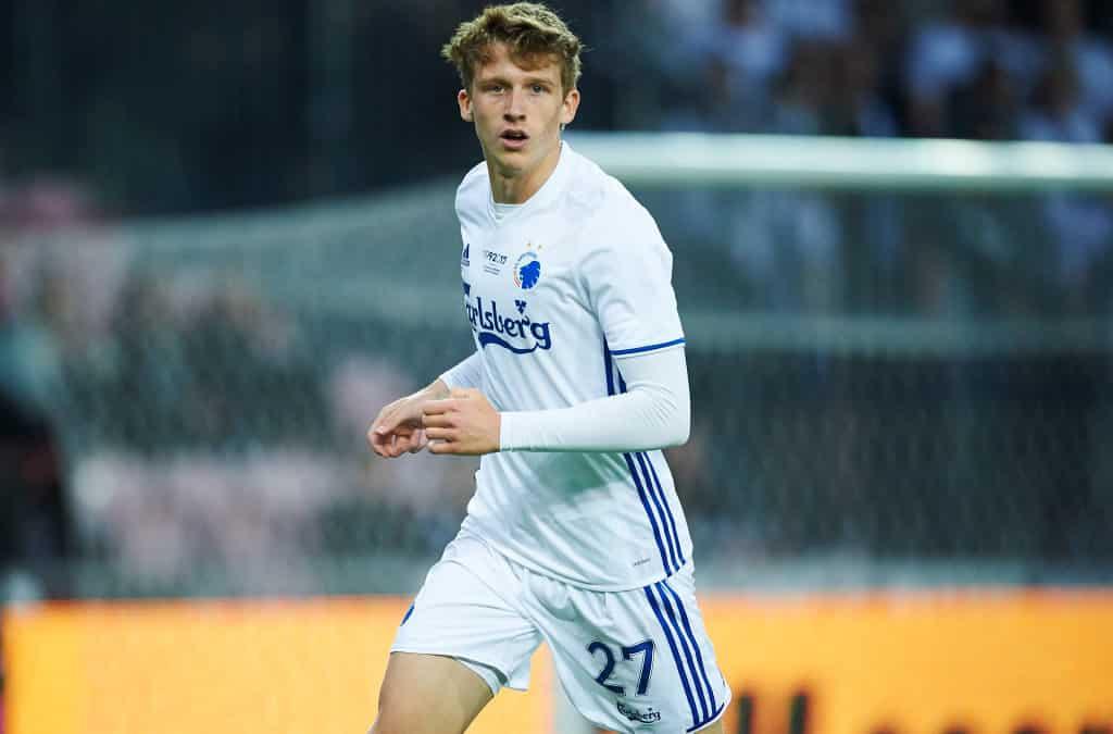 FC København sælger højreback til Brentford