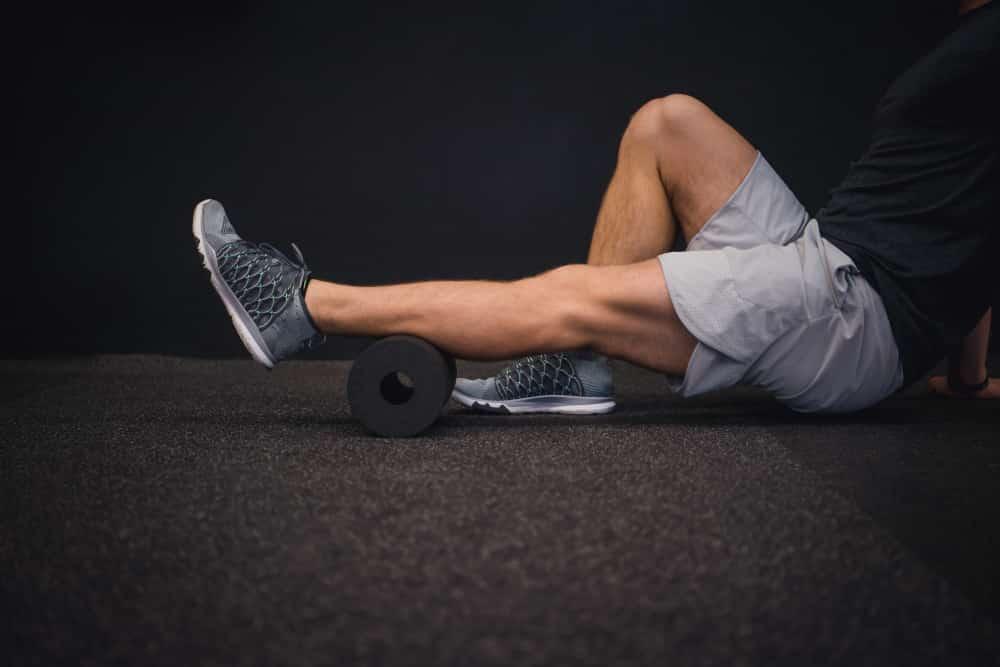 Selvmassage med foam roller giver velvære