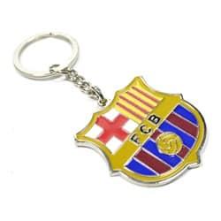 FC Barcelona Crest nøglering nøglering