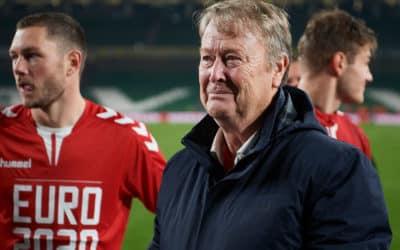 Hareide efter kvalifikation til EM: Har aldrig set holdet så nervøst