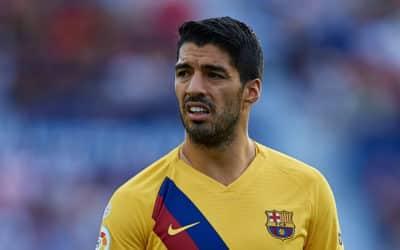 Suarez: Barcelona bør forstærke sig i angrebet