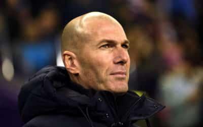 Real-præsident: Zidane er en velsignelse fra himlen