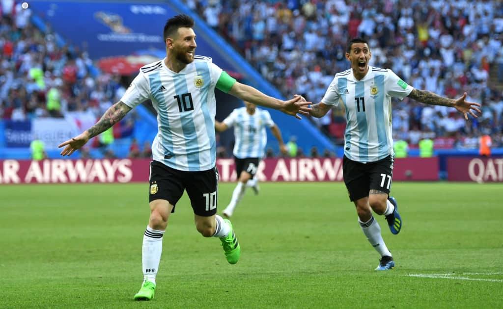 Di Maria har spillet på hold med Ronaldo, Ibra og Messi: Leo er bedst