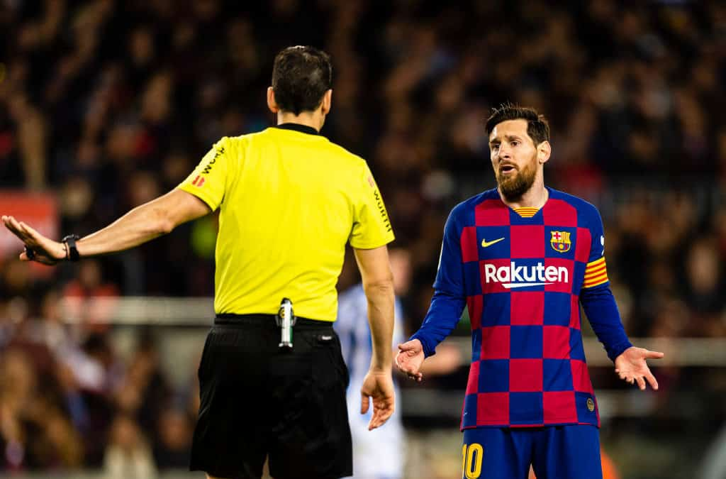 Petit: Messi vil ikke passe til engelsk fodbold
