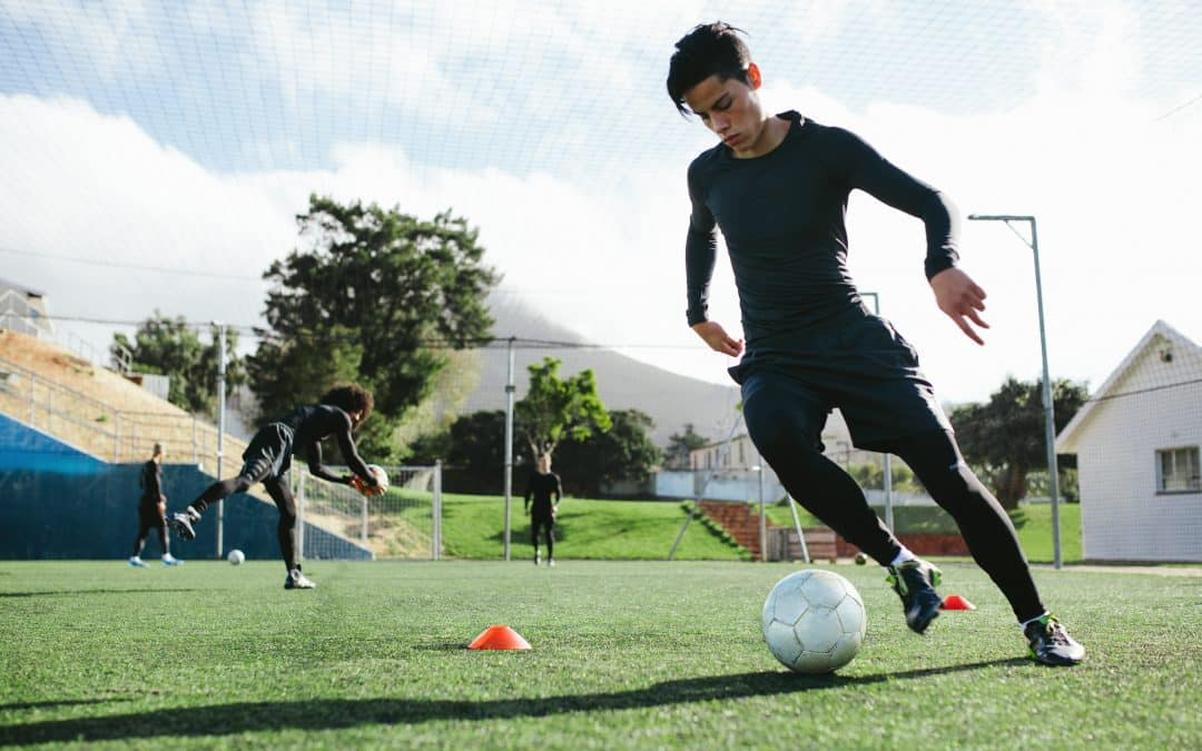 Fodboldspiller og protein – Får du den rette mængde?