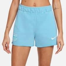 Barcelona Shorts NSW Beachwash - Blå/Hvid Kvinde