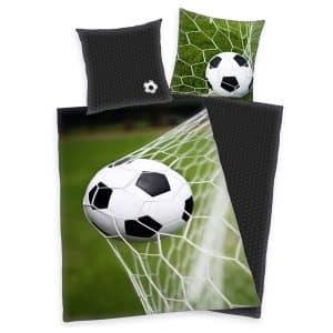 Fodbold Sengetøj 135x200 cm