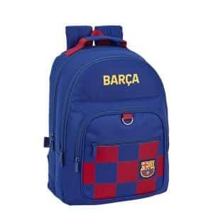 F.c. Barcelona - Skoletaske - Blå Rød